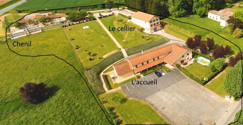 Centre administratif et chenil