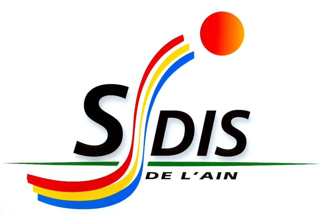 Logo Sdis de l'Ain.