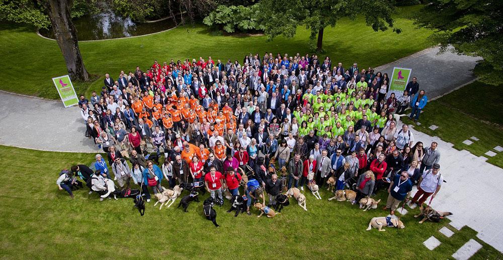 Groupe du congrès 2019 à Angers