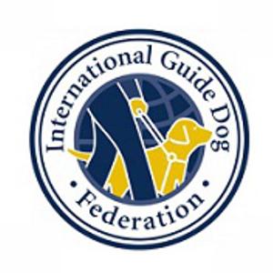 Logo international guide dog federation