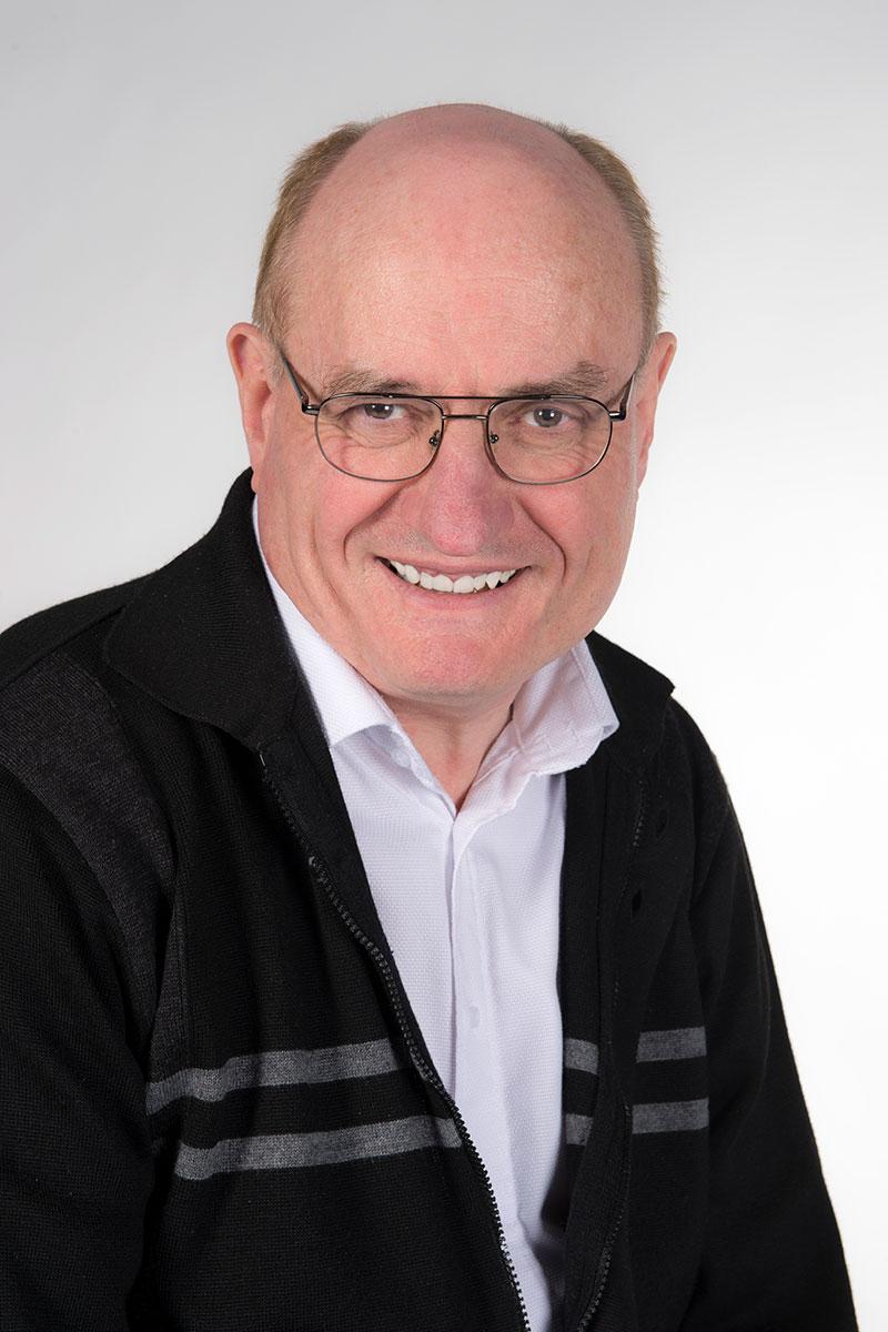 Marcel Lanier vice président chien guide