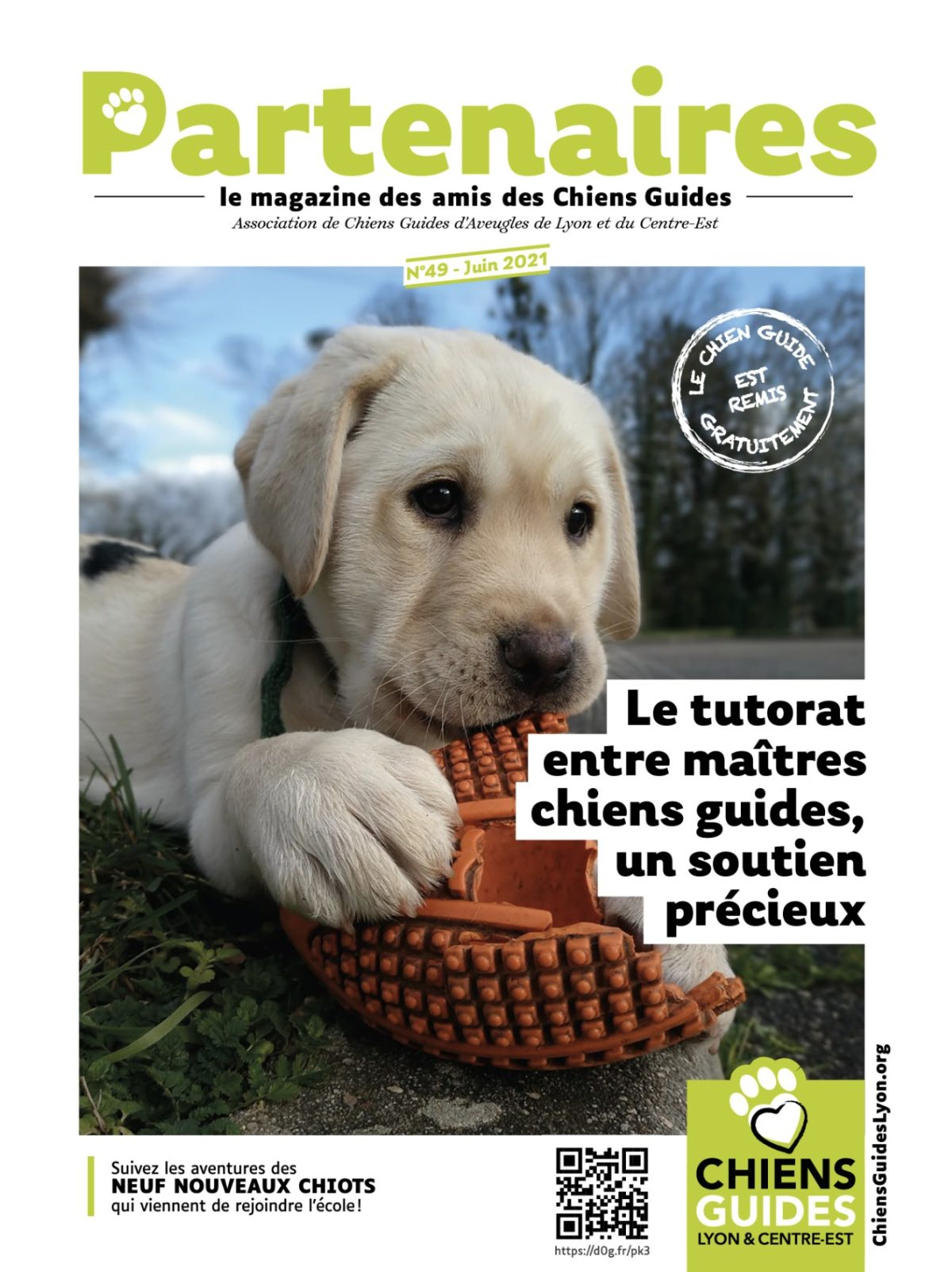 Magazine Partenaire 49