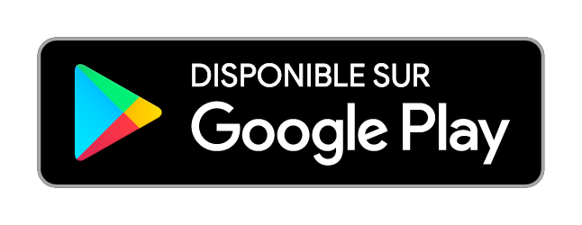Disponible sur Google Play.